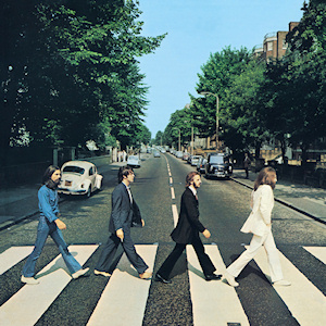 5.29 The Beatles - Abbey Road