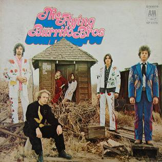 5.29 The Flying Burrito Brothers - The Gilded Palace of Sin