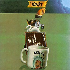 5.29 The Kinks - Arthur