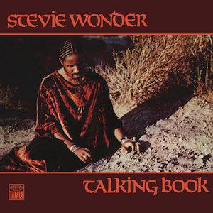 6.18 Stevie Wonder - Talking Book