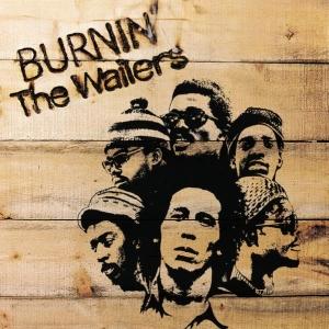 6.21 Bob Marley & the Wailers - Burnin'