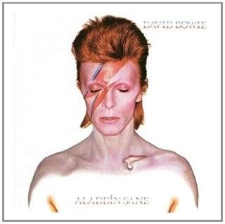 6.21 David Bowie - Aladdin Sane