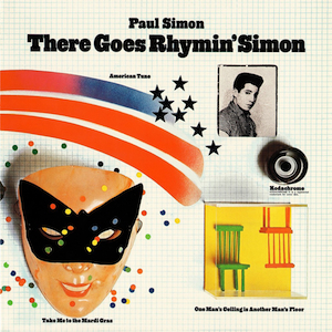 6.21 Paul Simon - There Goes Rhymin' Simon