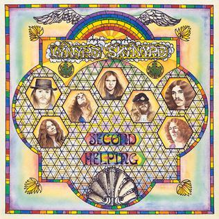6.23 Lynyrd Skynyrd - Second Helping
