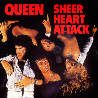 6.23 Queen - Sheer Heart Attack
