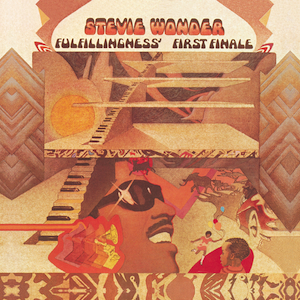 6.23 Stevie Wonder - Fulfillingness' First Finale