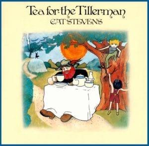 6.3 Cat Stevens - Tea for the Tillerman