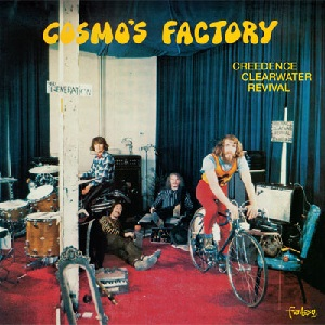 6.3 Creedence Clearwater Revival - Cosmo's Factory