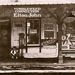 6.4 Elton John - Tumbleweed Connection