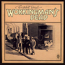 6.4 Grateful Dead - Workingman's Dead