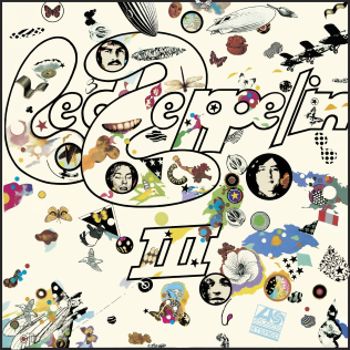6.4 Led Zeppelin - Led Zeppelin III