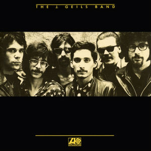 6.6 J. Geils Band - The J. Geils Band