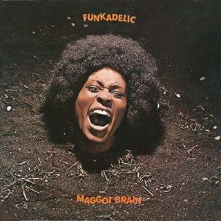 6.9 Funkadelic - Maggot Brain