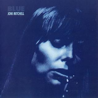 6.9 Joni Mitchell - Blue