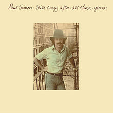 6.29 Paul Simon - Still Crazy After All These Years