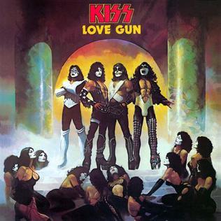 7.12 Kiss - Love Gun