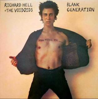 7.12 Richard Hell & the Voidoids - Blank Generation