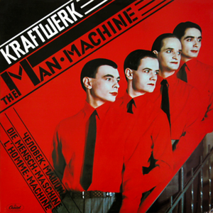 7.16 Kraftwerk - The Man-Machine