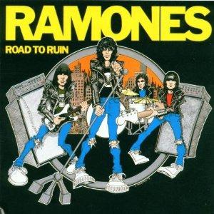 7.16 Ramones - Road to Ruin