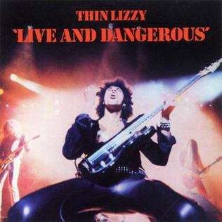 7.16 Thin Lizzy - Live and Dangerous