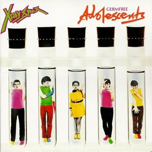 7.16 X-Ray Spex - Germfree Adolescents
