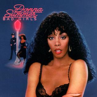 7.20 Donna Summer - Bad Girls