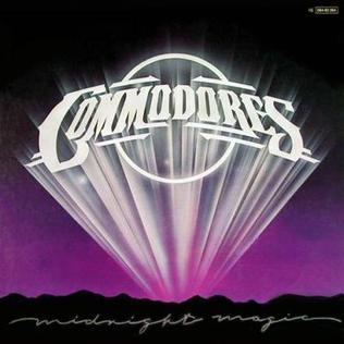 7.20 The Commodores - Midnight Magic