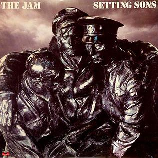 7.20 The Jam - Setting Sons