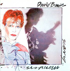 7.24 David Bowie - Scary Monsters