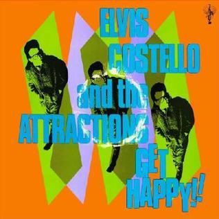 7.24 Elvis Costello - Get Happy!!
