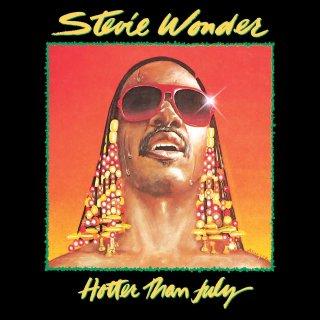 7.24 Stevie Wonder - Hotter Than July