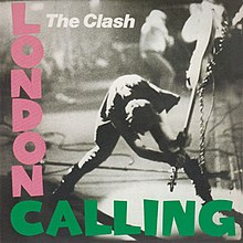 7.24 The Clash - London Calling