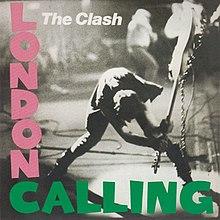 7.24 The Clash - London Calling