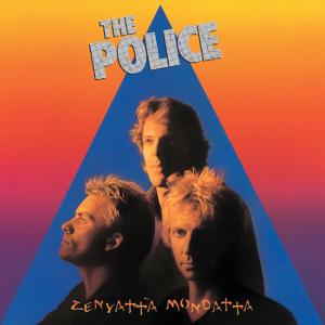 7.24 The Police - Zenyatta Mondatta