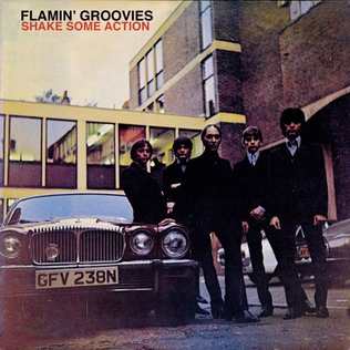 7.4 Flamin' Groovies - Shake Some Action