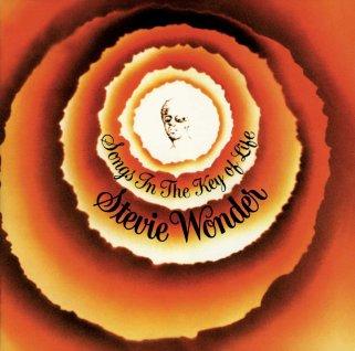 7.4 Stevie Wonder - Songs in the Key of Life