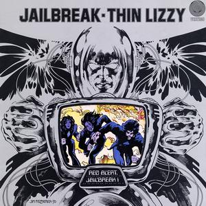 7.4 Thin Lizzy - Jailbreak