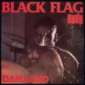 7.31 Black Flag - Damaged