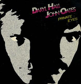 7.31 Daryl Hall & John Oates - Private Eyes