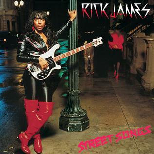 7.31 Rick James - Street Songs