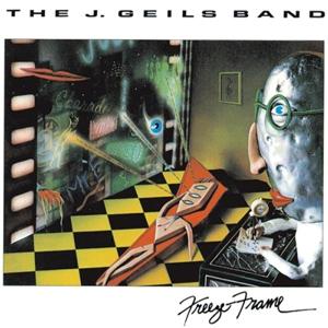 7.31 The J. Geils Band - Freeze Frame