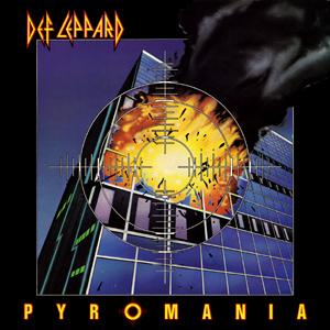 8.11 Def Leppard - Pyromania