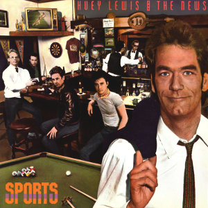 8.11 Huey Lewis and the News - Sports