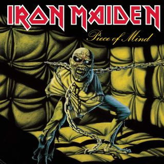 8.11 Iron Maiden - Piece of Mind