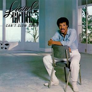 8.13 Lionel Richie - Can't Slow Down