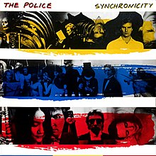 8.13 The Police - Synchronicity