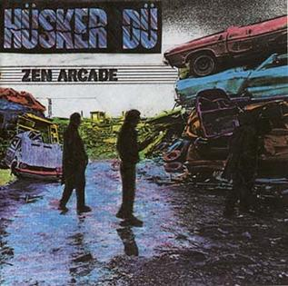 8.17 Husker Du - Zen Arcade