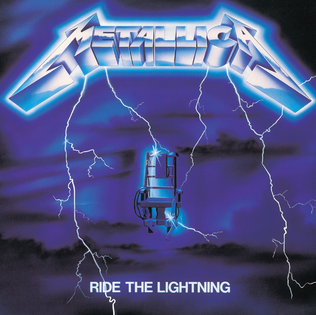 8.17 Metallica - Ride the Lightning