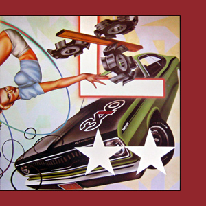 8.17 The Cars - Heartbeat City