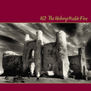 8.17 U2 - The Unforgettable Fire